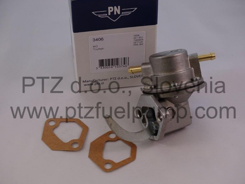 MG Midget Fuel pump - PN 3406
