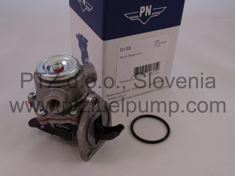 Same Deutz-Fahr Sametto Fuel pump - PN 6138