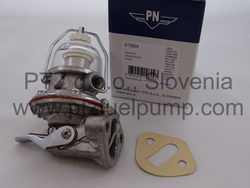 Case IH 1190, 1290,1390 Fuel pump - PN 6150A