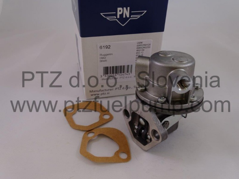 Ruggerini RD2, RD180, RMD350 Fuel pump - PN 6192