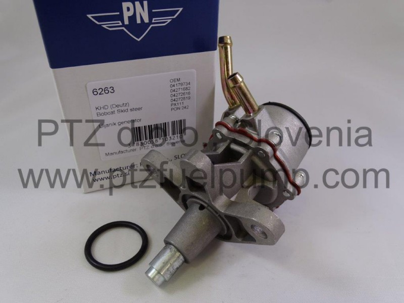 KHD (Deutz) Fuel pump - PN 6263