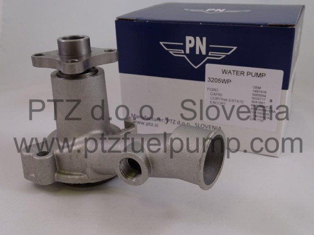 Water pump Ford Capri II, Escort I - 3205WP