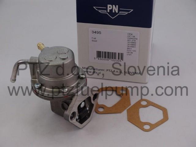 Pompe  essence pour Fiat Panda CL Panda 750 Super et Young Air ...
