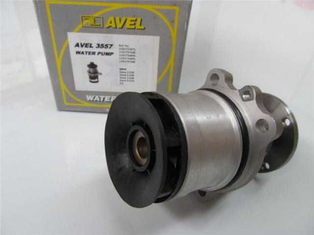 Bmw E30 E36 E46 Z3 Water Pump 3557wp Ptz Si