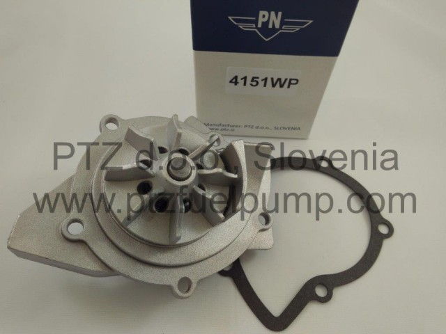 Water pump Citroen, Fiat, Ford, Lancia, Peugeot, Volvo - 4151WP