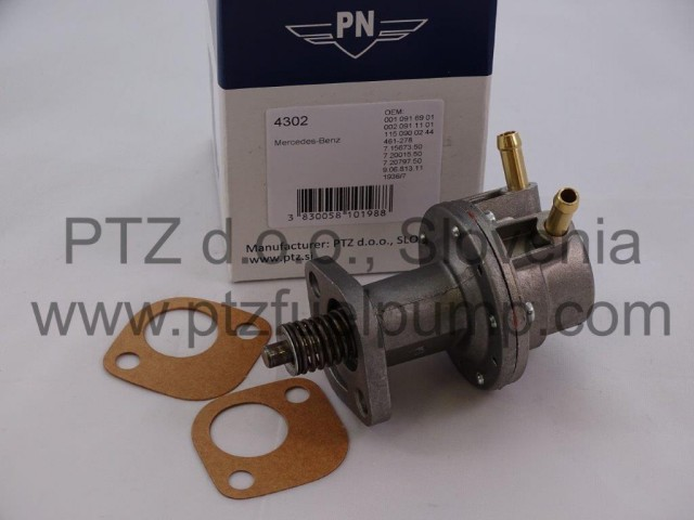 Mercedes Benz, Unimog Fuel pump - PN 4302