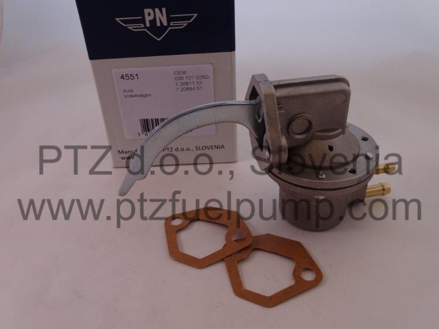 Audi 80, 100 CC-CS-CD-Avant Fuel pump - PN 4551