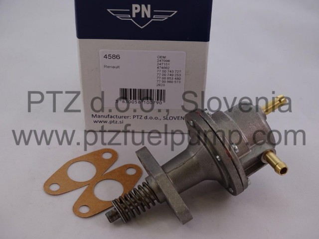 Renautl Clio RT, R18, R21 Fuel pump - PN 4586