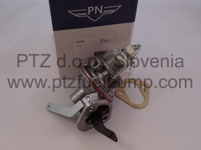 Jeep Fuel pump - PN 4650