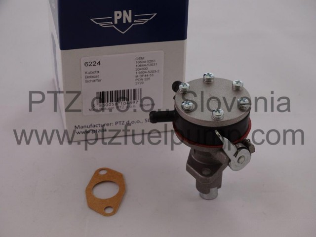Hatz Z 788 E100 Industrial New Fuel pump.