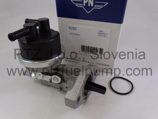 John Deere Fuel pump - PN 6282 - PTZ si
