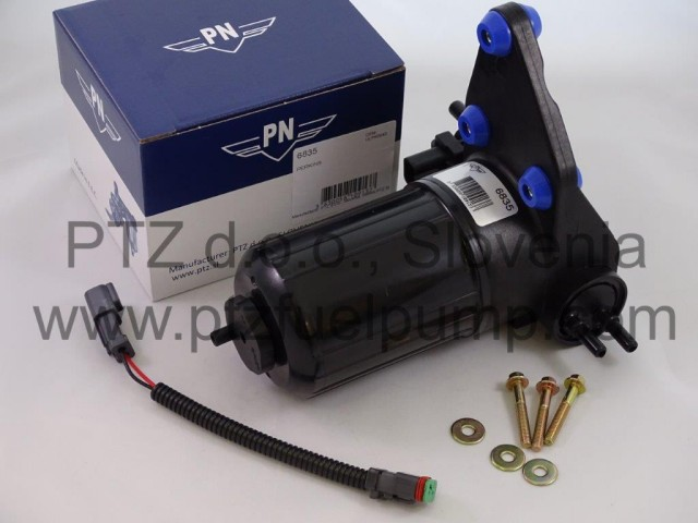 Electrical fuel pumps for tractors and machinery - PTZ si