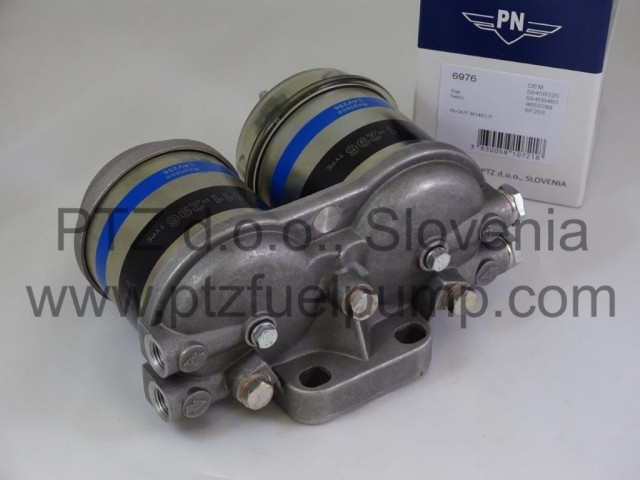 Fuel Filter Iveco, Fiat - Double - PN 6976